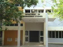Anna University Department of Management Studies Main Building