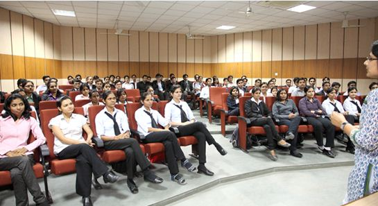 Institute of Management Studies Ghaziabad Seminar Hall