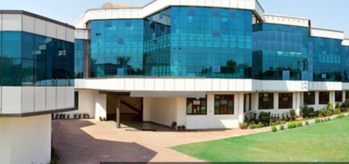 Institute of Management Studies Ghaziabad Main Building