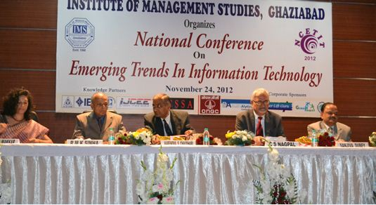 Institute of Management Studies Ghaziabad Conference