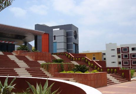 KIIT School of Management Building