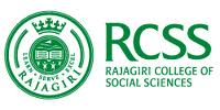 Rajagiri college of Social Science Logo