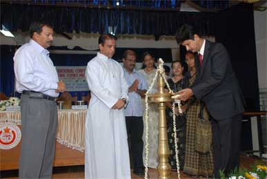 Rajagiri college of Social Science Inaugration Ceremony