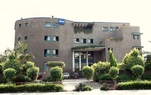 Jagan Institute of Management Studies Main Building