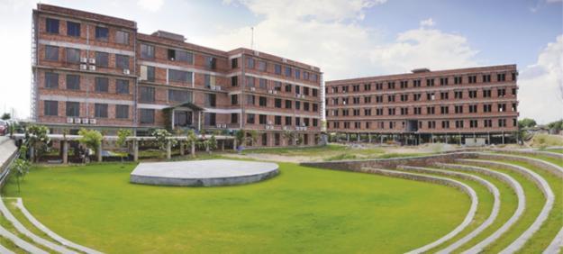 NIILM Centre for Management Studies Main Building