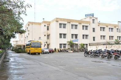 Apeejay Institute of Management Main Building