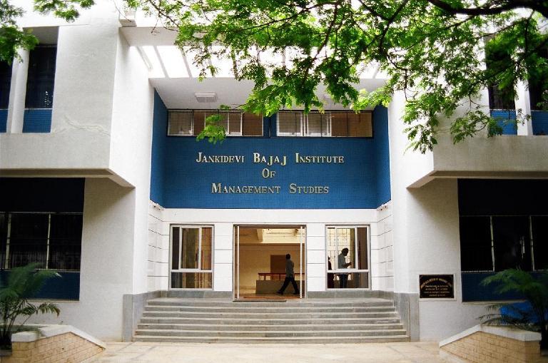 Jankidevi Bajaj Institute of Management Studies Entrance