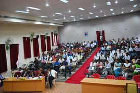 Karunya School of Management Seminar Hall