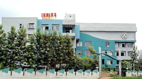 Indira Institute of Management Pune Main Building