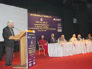 JK Business School College Event