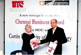 Chennai Business School Event