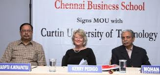 Chennai Business School Seminar