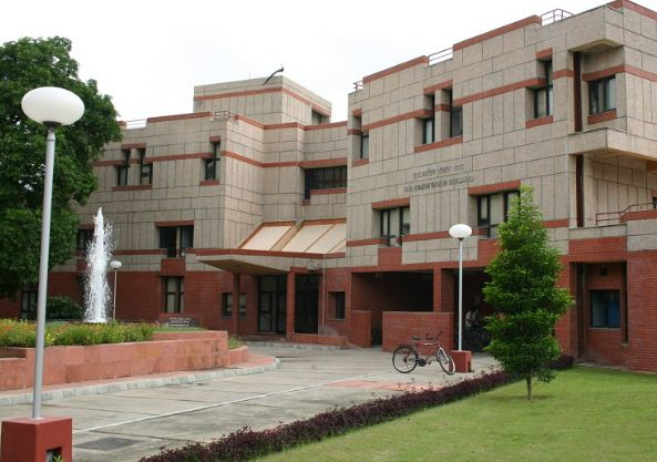 IIT Kanpur Main Building