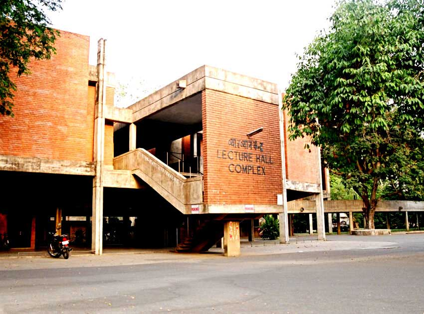 IIT Kanpur Lecture Complex Hall