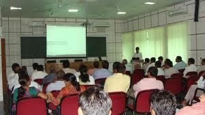 IIT Kanpur Seminar Hall