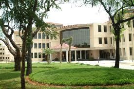 IIT Madras Main Building