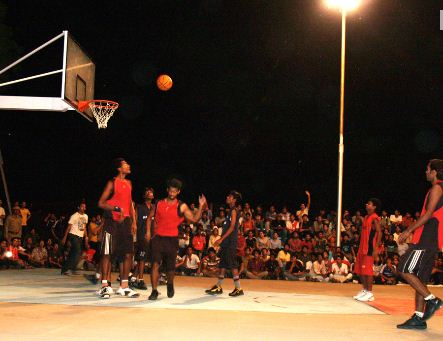 BITS Pilani Basketball Tournament