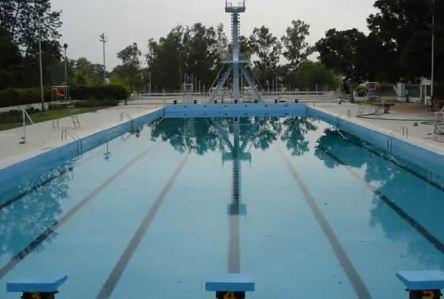 IIT Roorkee Swimming Pool