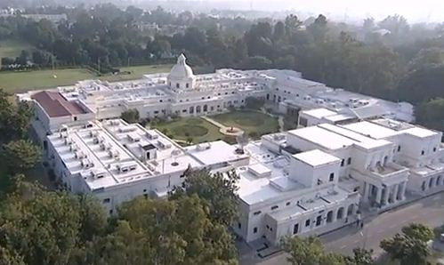 IIT Roorkee Campus Overview