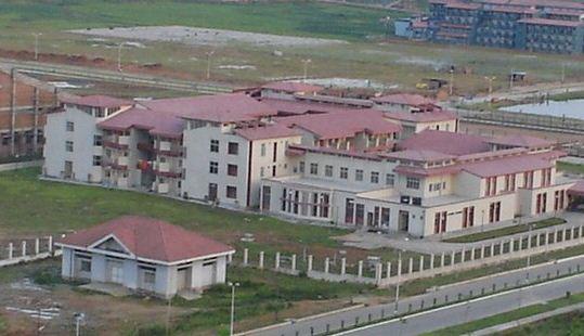 IIT Guwahati Campus Overview