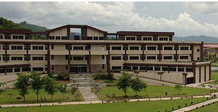 IIT Guwahati Main Building