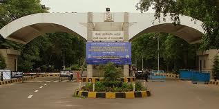 Delhi Technical University Entrance Gate