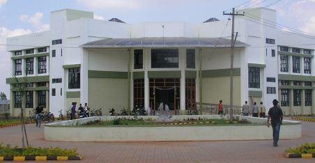 NIT Trichy Main Building