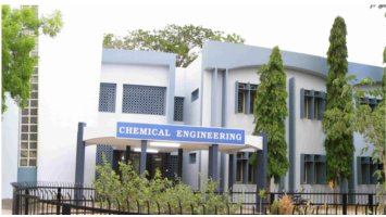 NIT Trichy Chemical Engg Block