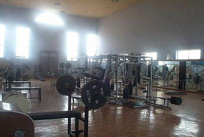NIT Trichy Gym