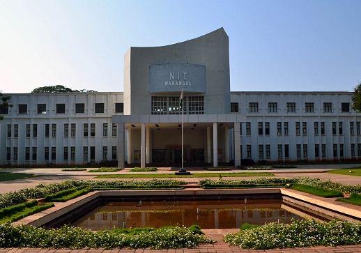 NIT Warangal Main Building