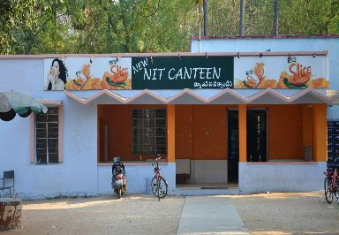 NIT Warangal Cafeteria