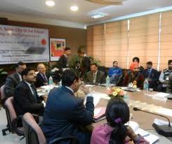 PEC University of Technology Chandigarh Coference Meeting