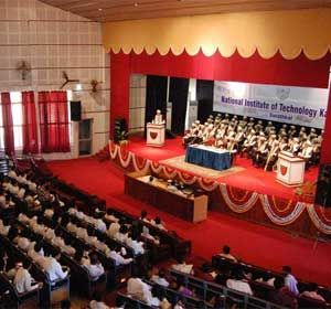 National Institute of Technology Surathkal Convocation Ceremony