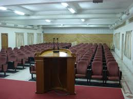 PSG College of Technology Auditorium