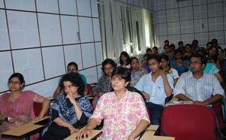 Bengal Engineering And Science University Seminar Hall
