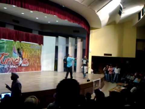 Thapar University College Event