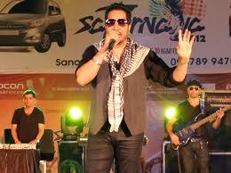 Mika at Thapar University Fest