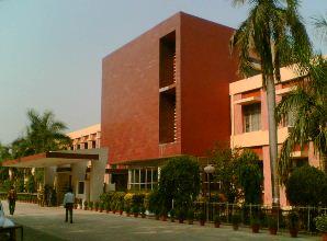 MNNIT Allahabad Main Building