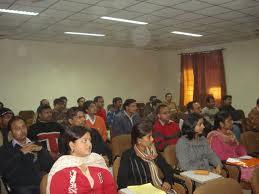 MNNIT Allahabad Seminar Hall