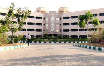 IIIT Hyderabad Boys Hostel