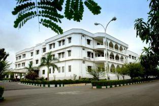 IIIT Hyderabad Main Building
