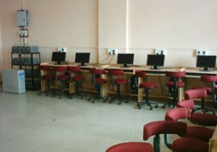 Govt College of Engineering Pune Computer Lab