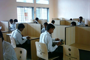 Govt College of Engineering Pune Reading Room