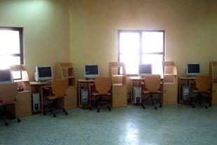IIIT Allahabad Computer Lab