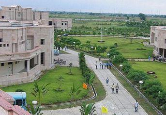 IIIT Allahabad Campus