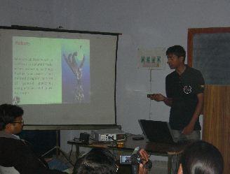 Harcourt Butler Technological Institute Seminar