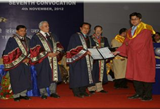 MNIT Jaipur Convocation Day