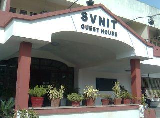 SVNIT Surat Guest House