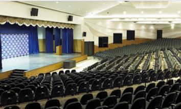 SSN College of Engineering Auditorium