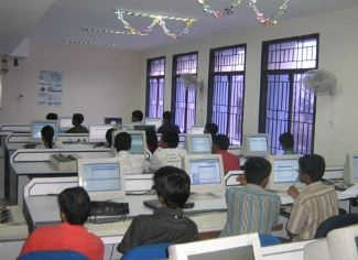 SSN College of Engineering Computer Lab